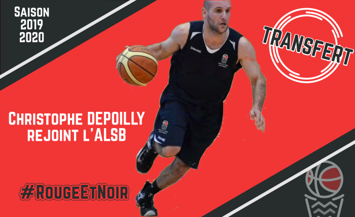 Transfert - Recrutement / Christophe DEPOILLY